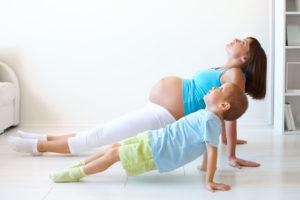 Дыхательная гимнастика для беременных 3 триместр