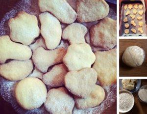 Печенье для годовалого ребенка рецепт