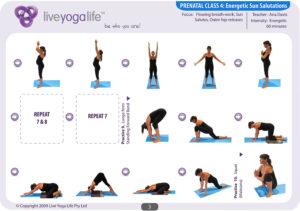 Упражнения для беременных 2 триместр