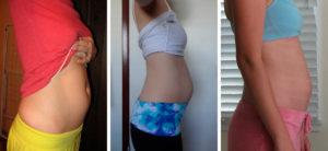 Состояние женщины на 11 неделе беременности