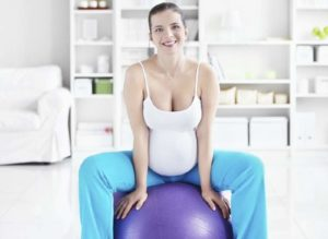 Фитбол для беременных 1 триместр