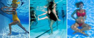 Упражнения в бассейне для беременных 3 триместр