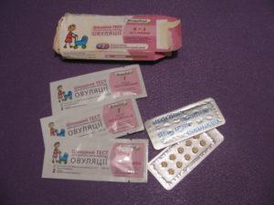 Препараты для овуляции и зачатия