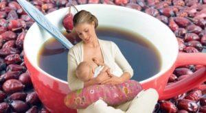 С чем можно пить чай кормящей маме
