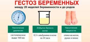 Давление на 30 неделе беременности