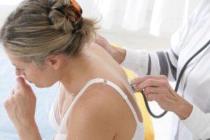 Лечение бронхита при беременности 2 триместр