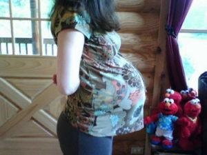34 неделя беременности двойней