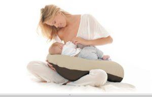 Подушка для кормления грудного ребенка как пользоваться