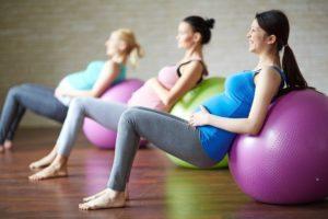 Спорт во время беременности первый триместр