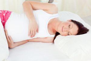 Бессонница на 38 неделе беременности