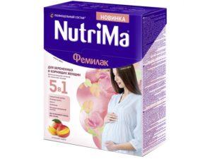 Смесь для кормящих мам
