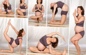 Позиционная гимнастика для беременных 3 триместр
