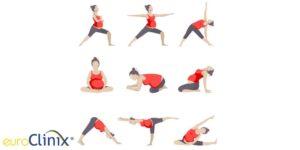 Йога для беременных 2 триместр