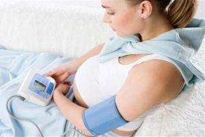 Повышенное давление на 39 неделе беременности