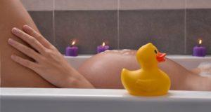 Можно ли на 40 неделе беременности принимать ванну