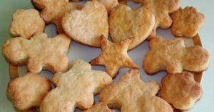 Печенье для аллергичных детей рецепт