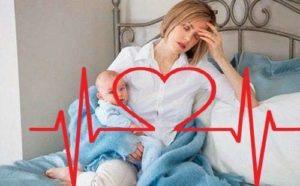 Как кормящей маме понизить давление