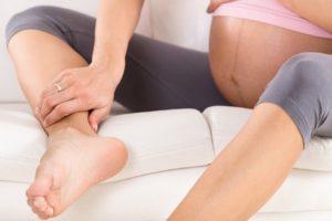 Отеки при беременности что делать 22 недели
