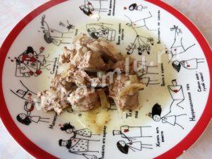 Куриная печень для кормящей мамы