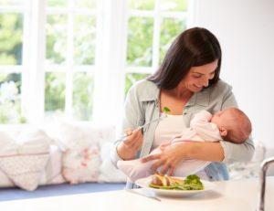 Можно ли бегать кормящей маме