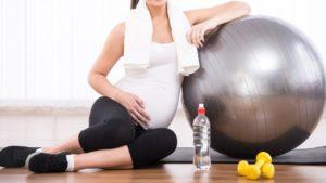Тренировки во время беременности первый триместр
