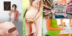 Мороженое при беременности 3 триместр