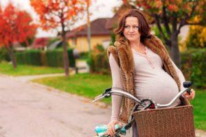 Можно ли кататься на велосипеде беременным во втором триместре