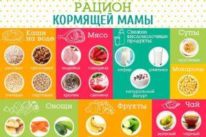 Кефир кормящей маме