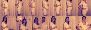 Как выглядит живот на 9 неделе беременности