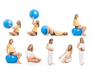 Зарядка для беременных 2 триместр в домашних условиях