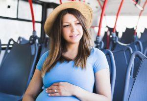 Можно ли беременным ездить на поезде во втором триместре