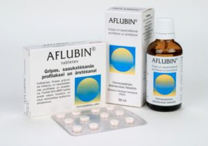 Афлубин при беременности 1 триместр