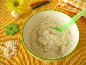 Каши для детей от 1 года рецепты