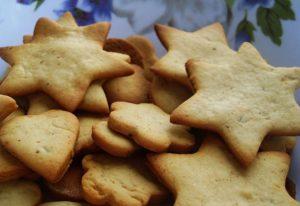 Рецепт песочного печенья для детей