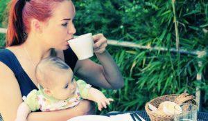 Можно ли чай с молоком маме кормящей