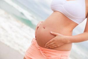 Беременность и море первый триместр