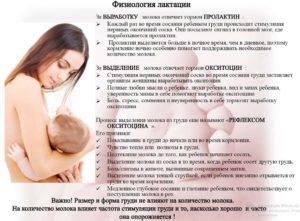 Как сделать чтобы пропало молоко у кормящей мамы