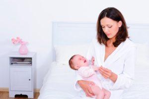 Как кормящей маме мерить температуру