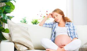 Нехватка воздуха при беременности во втором триместре