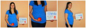 13 неделя беременности что происходит с малышом и мамой