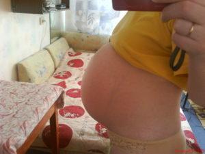 Урчит в животе на 39 неделе беременности