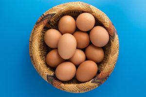 Можно ли есть вареные яйца кормящей маме