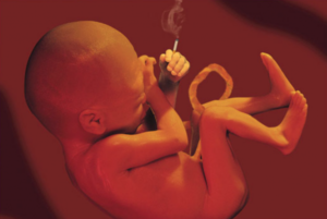 Курение до 12 недель беременности