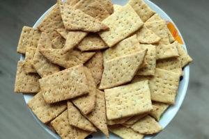 Галетное печенье для кормящей мамы