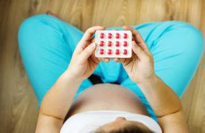 Мезим при беременности 3 триместр