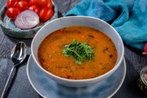 Рецепт суп харчо для детей