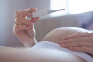 Температура во втором триместре беременности
