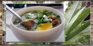 Можно ли кормящей маме щавельный суп