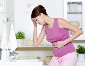 Может ли быть токсикоз на первой неделе беременности