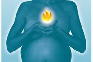 11 неделя беременности изжога